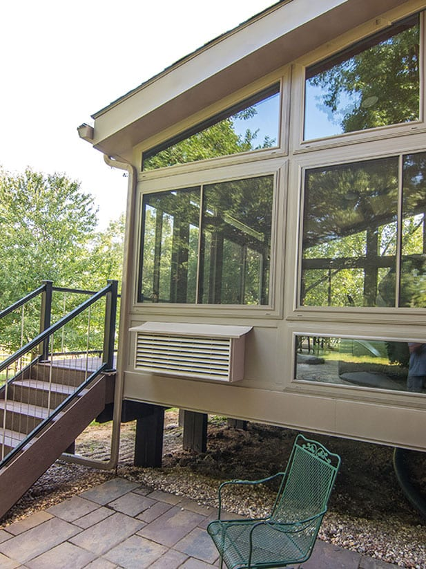 Sunroom Design/Build